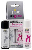 PJUR SET HIS&HERS 2x30 ml