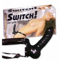 Nasazovací penis DILDO SWITCH