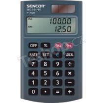Sencor SEC 221/8E DUAL