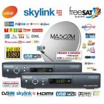 Mascom MC2600HD/80MBL TWIN