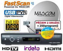 Mascom MC2600/80MBL + karta Skylink Standard M7