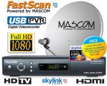 Mascom MC2600/60 + karta Skylink Standard M7