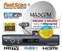 Mascom MC2600/80M3 + karta Skylink Standard M7