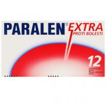 Paralen Extra proti bolesti (12 tablet)