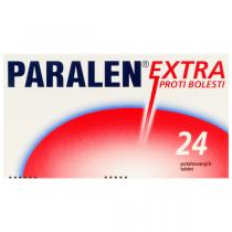 Paralen Extra proti bolesti (24 tablet)