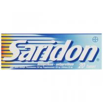 Saridon (20 tablet)