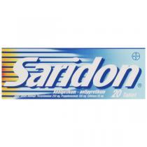 Saridon (20 tablet)