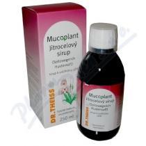 Dr. Theiss Mucoplant Jitrocelový sirup (250ml)