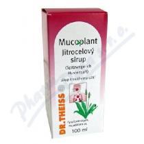 Dr. Theiss Mucoplant Jitrocelový sirup (100ml)