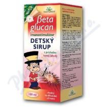 Beta Glucan dětský sirup (100ml)