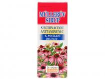 Müllerův sirup echinacea + vitamin C (320g)
