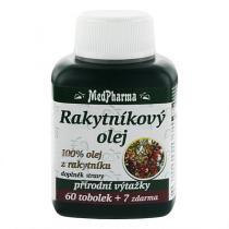 MedPharma Rakytníkový olej 60mg (67 tobolek)