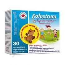 Barnys Kolostrum Synermune (30 kapslí)