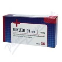 Nukleotidy Forte 50mg (30 tobolek)