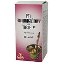 PM Protimigrénový elixír (60 tablet)