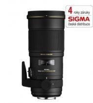 Sigma 180mm f/2.8 APO Macro EX DG OS HSM Canon
