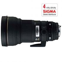 Sigma 300mm f/2.8 APO EX DG HSM Canon