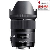 Sigma 35mm f/1,4 DG HSM Canon