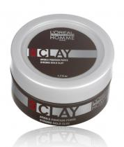 L´oréal Professionnel Loreal HOMME CLAY 50 ml