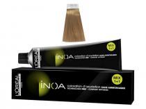 L´oréal Professionnel Inoa 2 barva na vlasy 60g odstín 10,13 blond velmi velmi světlá popelavá zlatá
