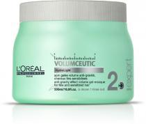 L´Oréal Paris Maska Volumceutic pro objem jemných vlasů 500 ml