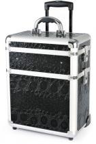 Hairway Kadeřnický kufr na kolečkách 3-dílný, 28587