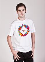 Teenstyle Colours tričko