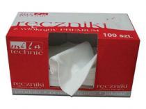 Mila Technic Jednorázové ručníky v boxu 100 ks 0068065