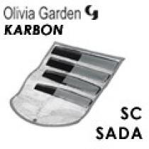 Olivia Garden Carbon -ion sada SC 2032840