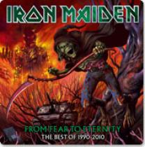 Iron Maiden From Fear To Eternity: The Best Of 1990 - 2010