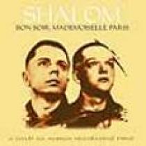 Shalom Bon soir, mademoiselle Paris