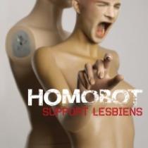 Support Lesbiens Homobot