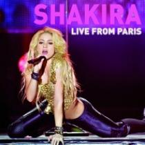 Shakira Live From Paris (Deluxe)