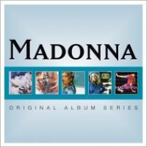 Madonna Original Album Series