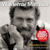 Waldemar Matuška Nebeskej kovboj: Zlatá albová kolekce (18CD)