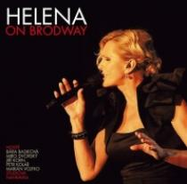 Helena Vondráčková Helena On Broadway (DVD)