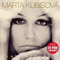 Marta Kubišová Zlatá šedesátá