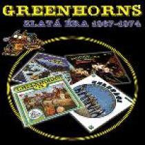 Greenhorns Zlatá éra 1967 - 1974