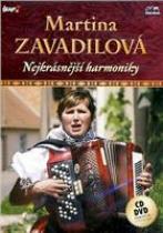 MARTINA ZAVADILOVÁ Nejkrásnější Harmoniky/CD+DVD