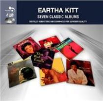 EARTHA KITT 7 Classic Albums