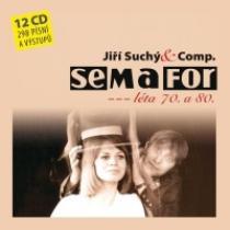 Soundtrack Jiří Suchý Semafor - léta 70 a 80.