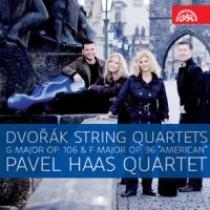 """Antonín Dvořák Smyčcové kvartety Op. 106 a """"Americký"""""""