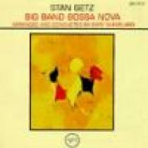 GETZ STAN Big Band Bossa Nova