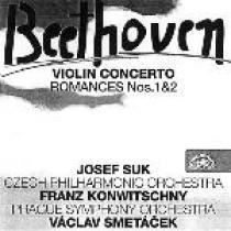 Ludwig van Beethoven Koncert pro housle a orchestr