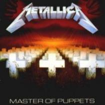 Metallica Master Of Puppets CD