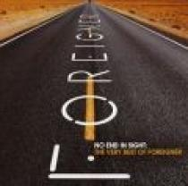 NO END IN SIGHT:BEST OF FOREIGNER
