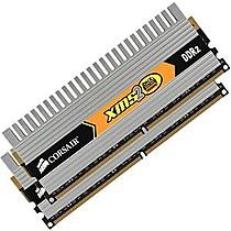 CORSAIR 4GB (2x2GB) DDR2 PC6400 800MHz CL5 XMS2 s chladičem DHX