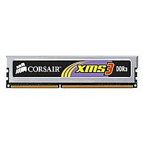 CORSAIR 4GB (2x2GB) DDR3 1333MHz XMS3 PC3-10666 CL9 s chladičem