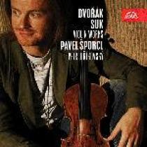 Josef Suk Skladby pro housle a klavír