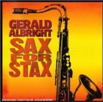 ALBRIGHT GERALD SAX FOR STAX